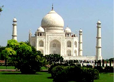 taj mahal tour packages Delhi