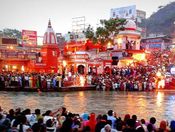 delhi haridwar rishikesh tour in India