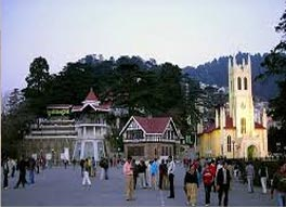 Delhi shimla honeymoon tour