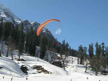 Delhi shimla manali honeymoon tour